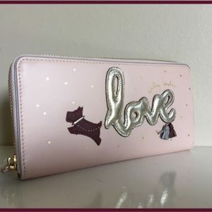 Radley London NEW LOVE MATINEE WALLET